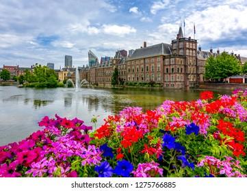 Binnenhof (Dutch parliament), Hague, Netherlands