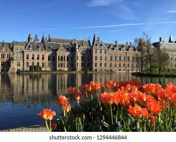 Binnenhof, Hague, Netherlands