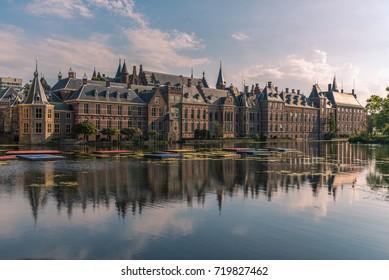 Binnenhof, The Hague, Netherlands