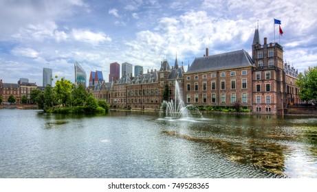 Binnenhof (Parliament), Hague, Netherlands