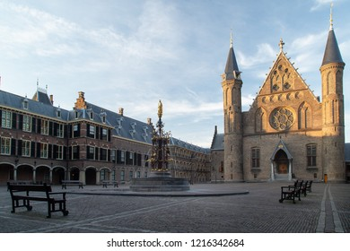 Binnenhof Ridderzaal Den Haag