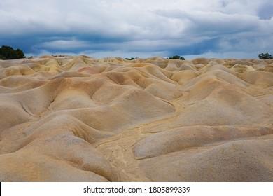 Bintan desert which is a tourist area. 31 August 2020. Bintan, Riau Islands, Indonesia