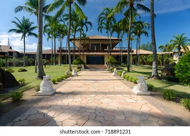 Bintan, Indonesia, Dec 2016: Nirwana Gardens Resort is a truly complete resort destination for you, your family, loved ones and friends.