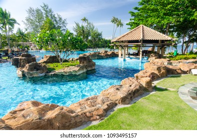 Bintan, Indonesia, January 2017: Nirwana Gardens Resort is a truly complete resort destination for you, your family, loved ones and friends.