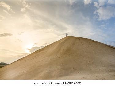 """Bintan Island, Indonesia, January 2016: """"Bintan Desert"""""""