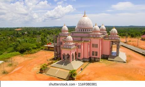 "Bintan Island, Indonesia, September 2018 :""Pink Mosque Bintan"""