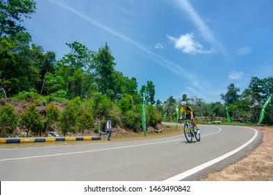 """Bintan, Riau Island, Indoensia, 2018 March: """"Tour De Bintan"""""""