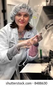 Bio Lab Technician