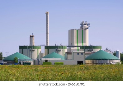 Biogas Plant Images, Stock Photos & Vectors | Shutterstock