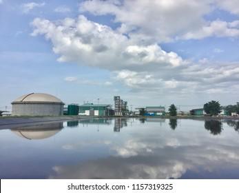 Biogas System UASB
