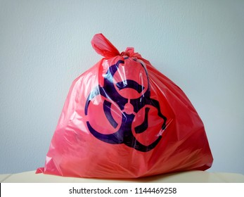 biohazard bag for infectious waste