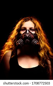 Biohazard Covid-19 themed shoot portraits & emotions