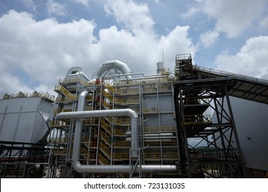 Biomass Power Plant in Thailand