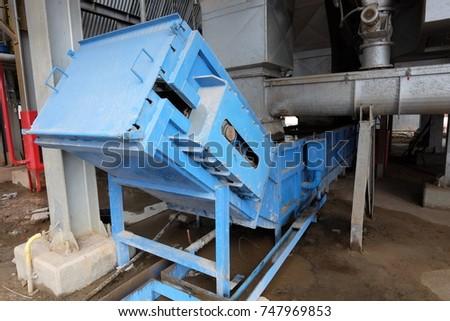Biomass Power Plant Thailand Stock Photo (Edit Now