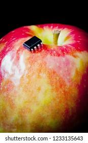 bionic apple - concept