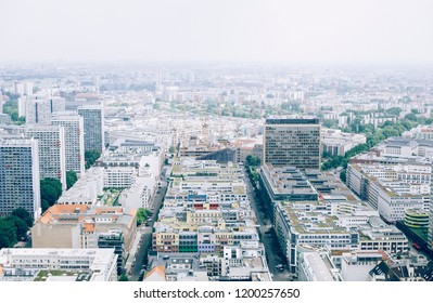 Bird Eye View Berlin