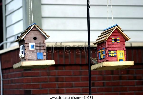 bird house / feeder