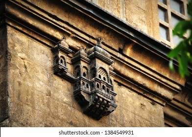 Bird houses in ottoman architecture. Photographs of Ayazma Mosque. Birdhouses added to buildings to accommodate birds