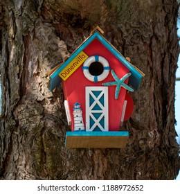 Birdhouse on Amrum
