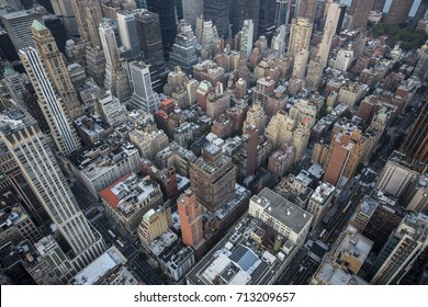 birds eye view of the greatest city, New York