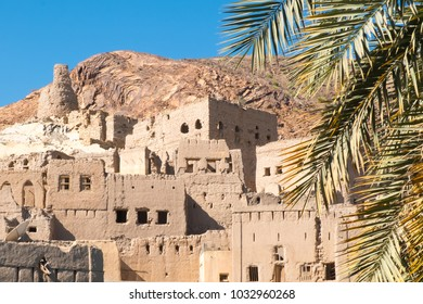 Birkat Al-Mawz is a village in the Ad Dakhiliyah Region of Oman. It is located at the entrance of Wadi al-Muaydin on the southern rim of Jebel Akhdar