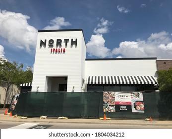BIRMINGHAM, AL / USA - August 23, 2020: North Italia, new italian restaurant opening at The Summit shopping center
