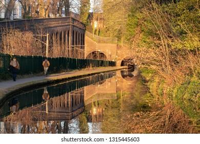 Birmingham canal road
