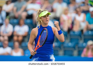 BIRMINGHAM, GREAT BRITAIN - JUNE 19 : Elina Svitolina the 2017 Aegon Classic WTA Premier tennis tournament
