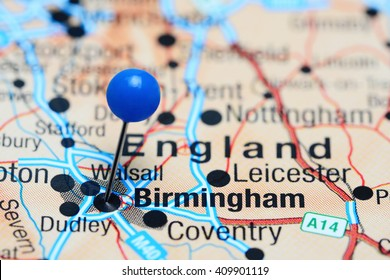 Map Of England Birmingham.Uk Birmingham Map Images Stock Photos Vectors Shutterstock
