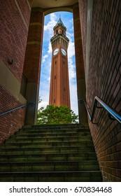 Birmingham University UK Old Joe Clock Tower