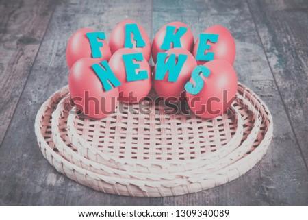 Birth of the fake