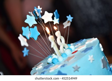 Miraculous 18Th Birthday Cake Images Stock Photos Vectors Shutterstock Personalised Birthday Cards Veneteletsinfo