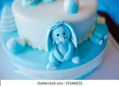 Birthday Cake For 1 Year Old Boy