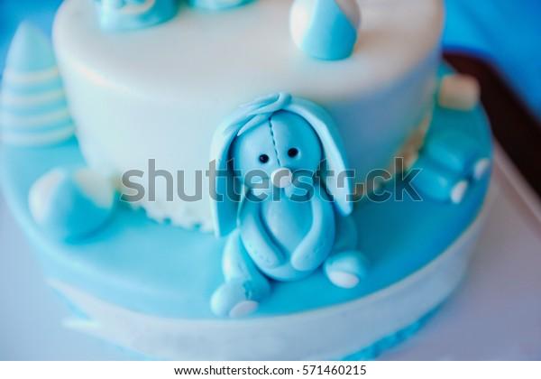 Terrific Birthday Cake 1 Year Old Boy Stock Photo Edit Now 571460215 Funny Birthday Cards Online Elaedamsfinfo