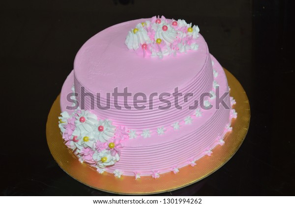 Astounding Birthday Cake Awesome Decoration Tasty Beautiful Stock Photo Edit Funny Birthday Cards Online Sheoxdamsfinfo