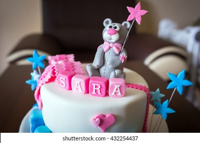 Birthday Cake With Name Tag ~ Sara name image images stock photos vectors shutterstock