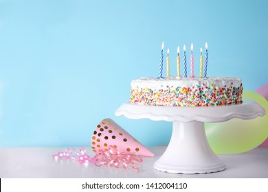 Birthday Cake Images, Stock Photos & Vectors | Shutterstock