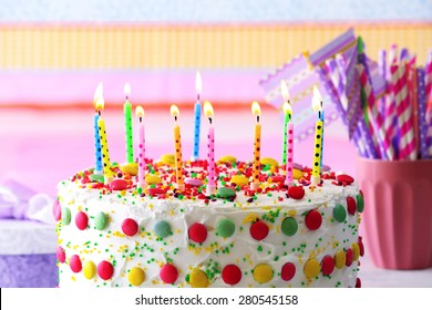 Incredible Birthday Cake With Lots Of Candles Images Stock Photos Vectors Funny Birthday Cards Online Hendilapandamsfinfo