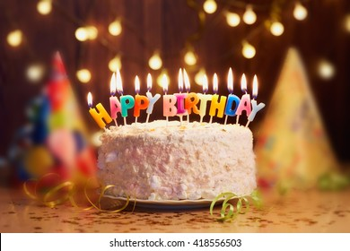 Terrific Birthday Cake Images Stock Photos Vectors Shutterstock Birthday Cards Printable Opercafe Filternl