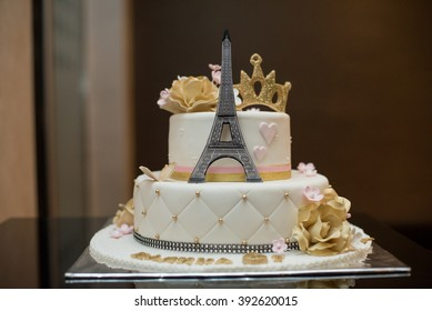 Admirable Fancy Cakes Images Stock Photos Vectors Shutterstock Personalised Birthday Cards Beptaeletsinfo