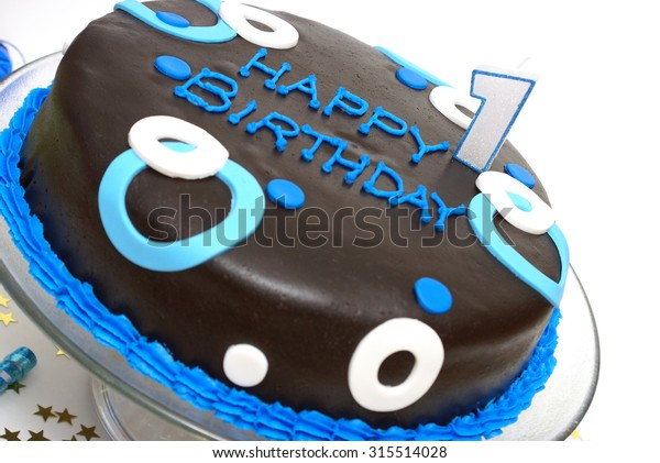 Fantastic Birthday Cake Special Little Guy Turning Stock Photo Edit Now Personalised Birthday Cards Paralily Jamesorg