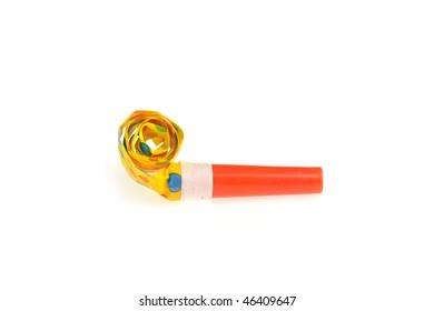 birthday whistle