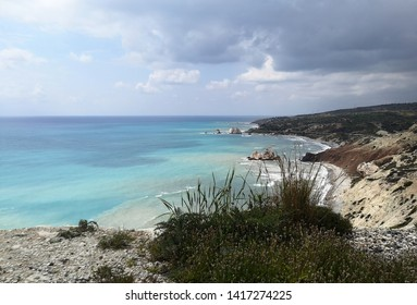 The Birthplace of Venus (Aphrodite0 in Cyprus