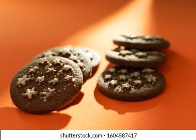 biscotti pan di stelle al cacao