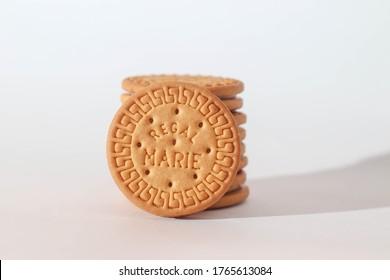 Biscuit Marie Regal Duo - Peanut and Vanilla