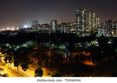 Bishan-Ang Mo Kio Park (formerly known as Bishan Park) is the biggest community parks with 620,000 square meter.