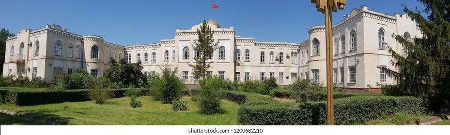 Bishkek, Kyrgyzstan, Ala Too Square