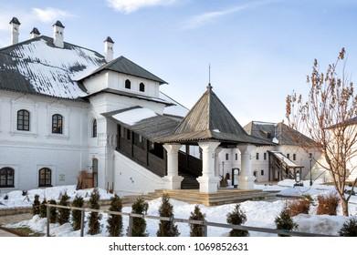 Bishop's House in Assumption Monastery, Sviyazhsk, Russia