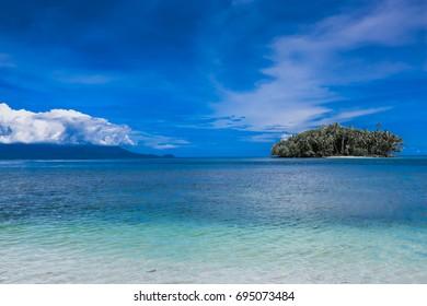 Bismarck Sea. Papua New Guinea. Madang.