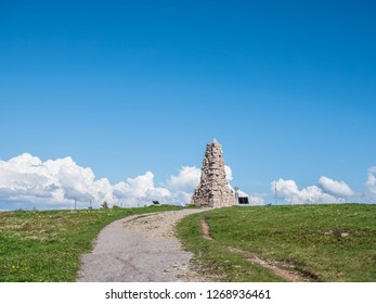 Bismarck tower Feldberg Black Forest